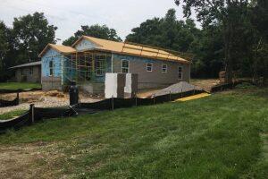 LEX 18 Habitat House Taking Shape