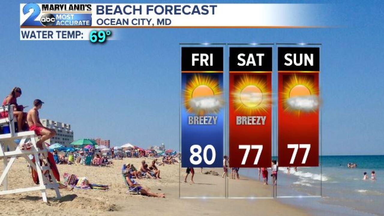 It's A Beach Weekend