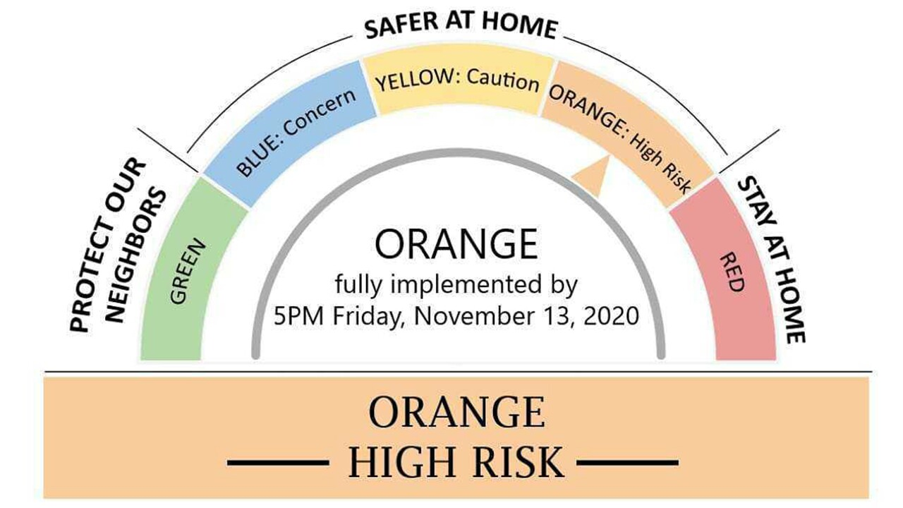 El Paso County High Risk Nov. 13