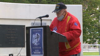 Montana's POW/MIA soldiers, sailors and airmen honored in Helena