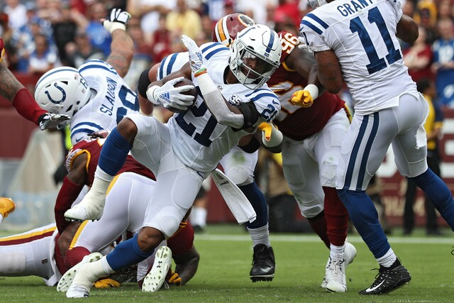 GALLEY: Colts beat Redskins 21-9