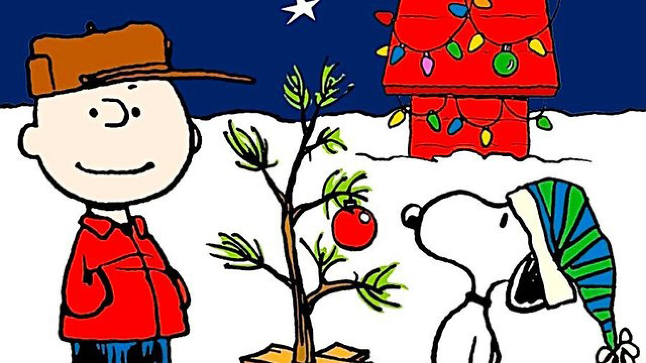 A Charlie Brown Christmas' airs tonight on ABC
