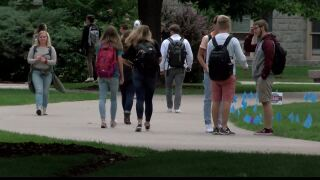 University of Montana continues to combat enrollment drop