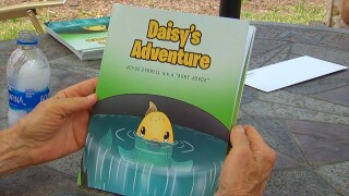 Daisey's Adventure, written by Joyce Ferrell
