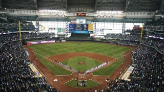 Milwaukee Brewers value increased by 14% from 2018