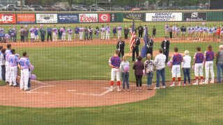 Big 1st inning paces Billings Scarlets past Royals on Legion Against Cancer Night