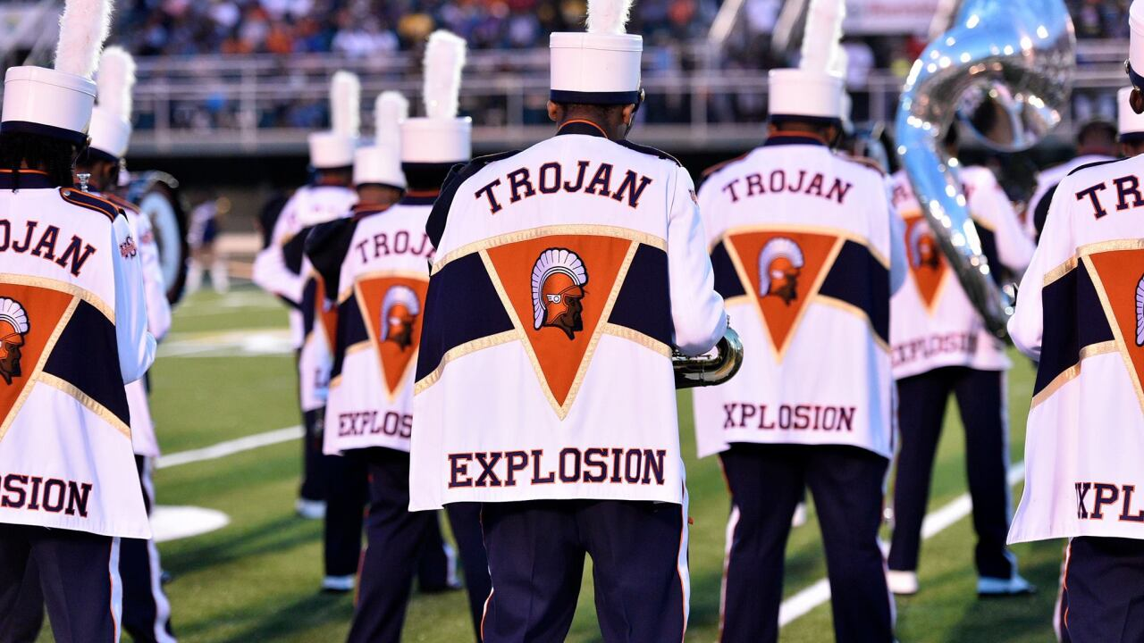 VSU marching band suspended amid hazing investigation