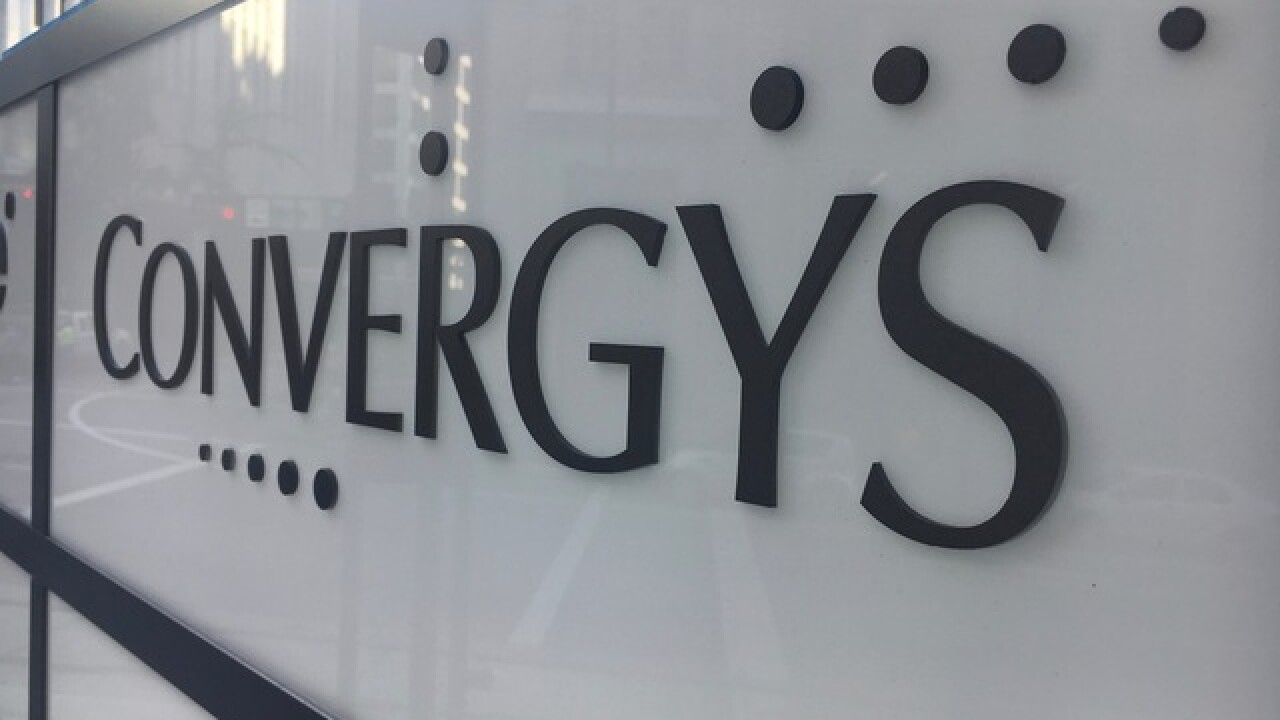 Convergys Corp. shareholders voting on $2.8 billion sale