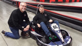 Full Throttle Indoor Karting is growing fast
