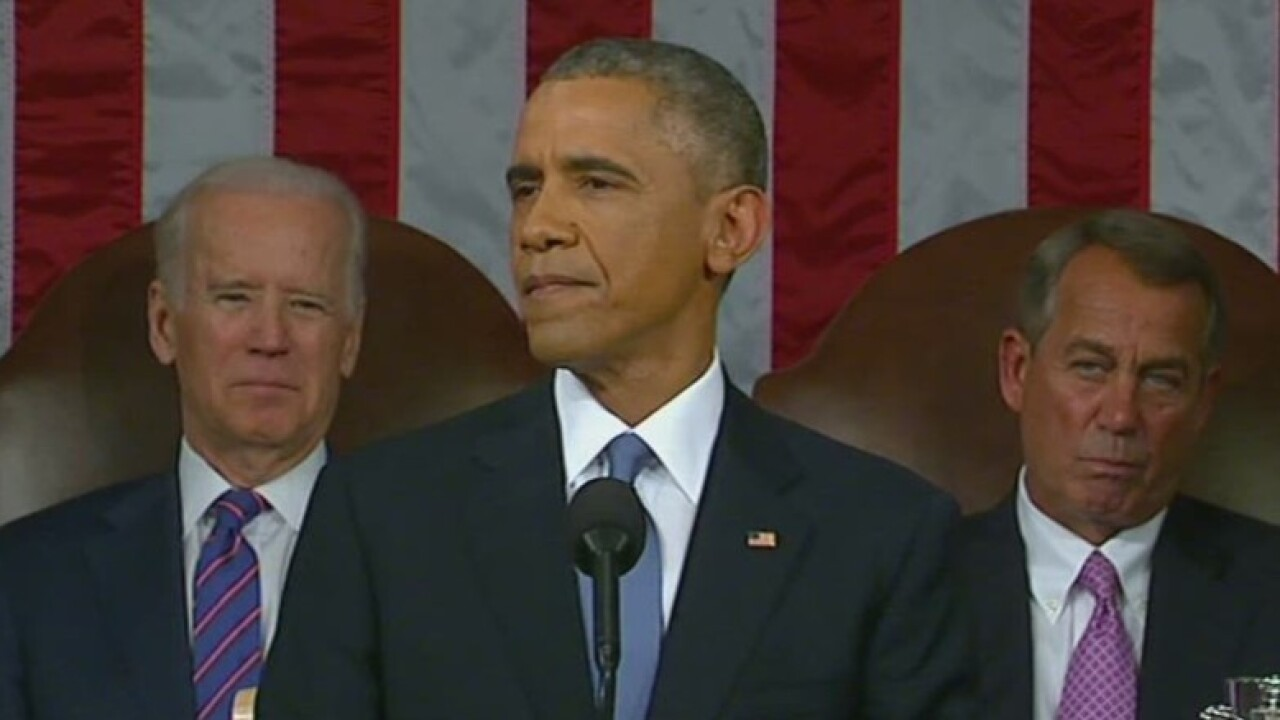 State of the Union: Barack Obama to sell optimism to nervous nation