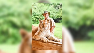 'Doc' Antle from Netflix's 'Tiger King' indicted in Virginia for trafficking in wildlife