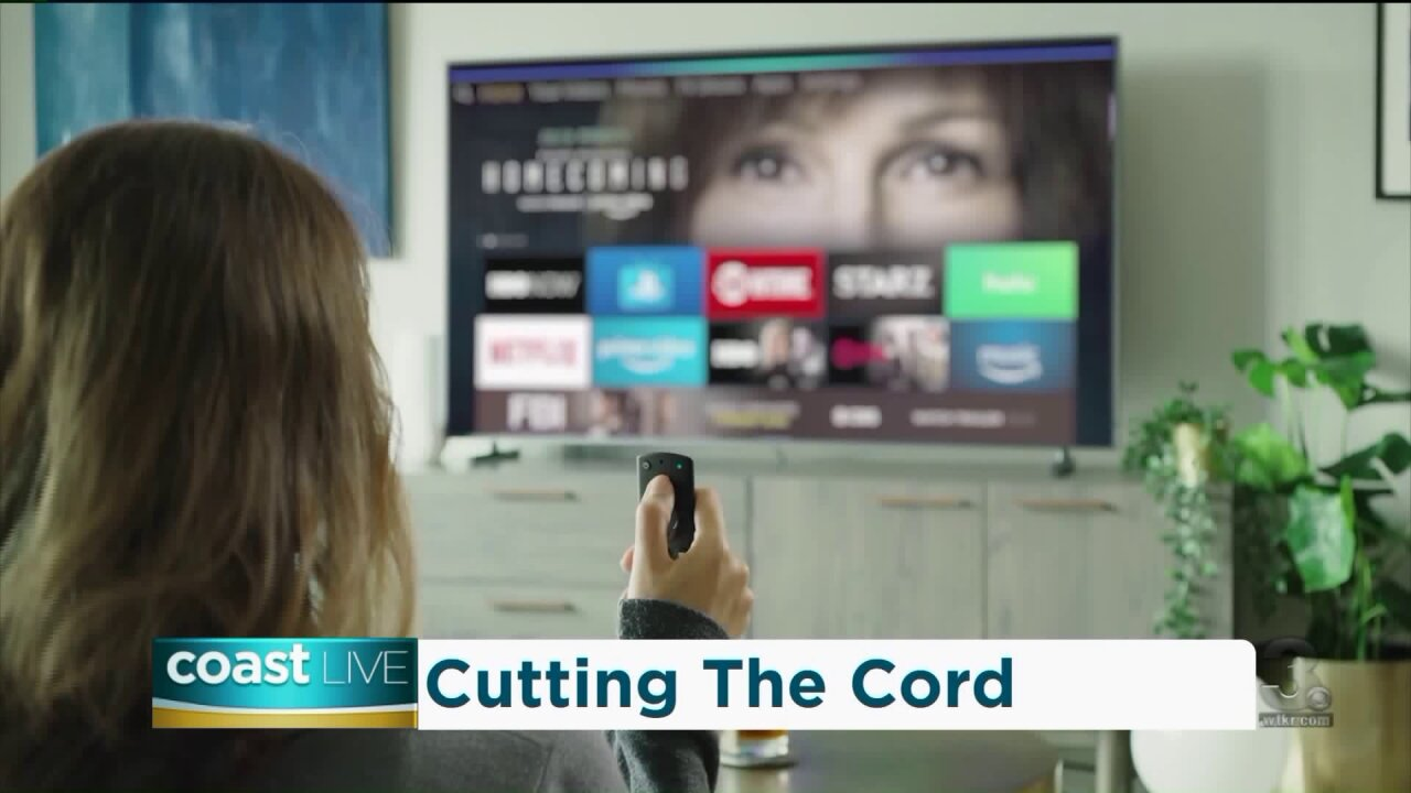 Cutting the cord on cable and switching to streaming on CoastLive
