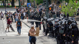 Judge puts strong restrictions on Denver police use of tear gas, pepper balls during protests