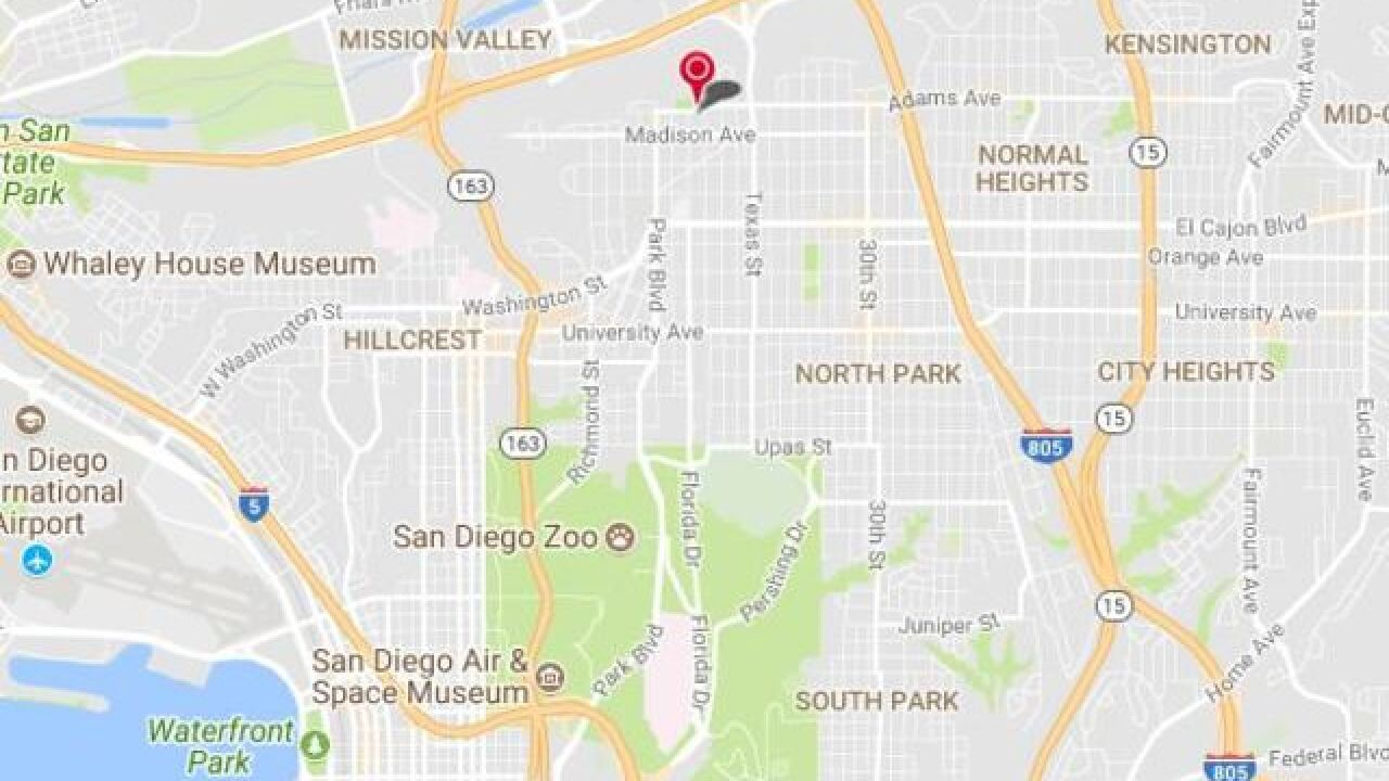 Saturday Power Outage Hits University Heights North Park Region