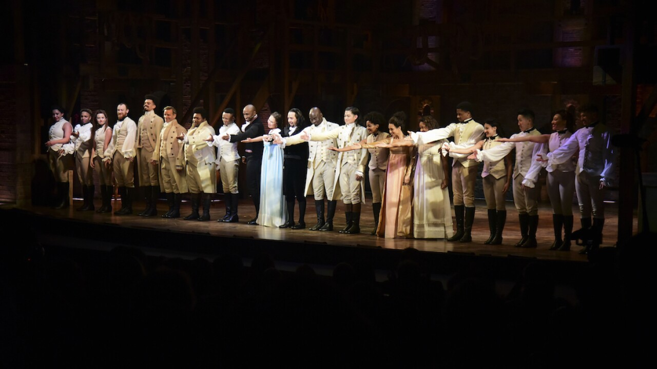 'Hamilton' original cast reuniting for Joe Biden virtual fundraiser