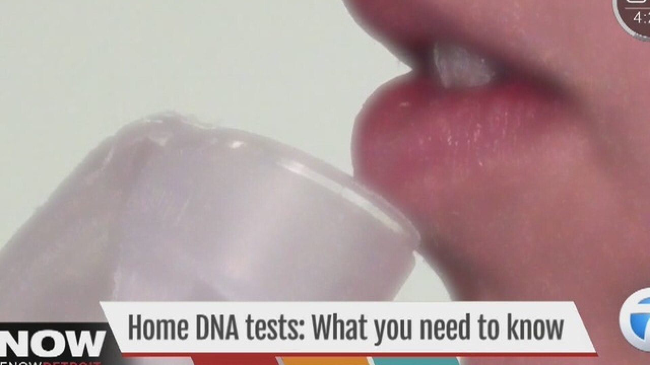 The pros and cons of at home DNA tests