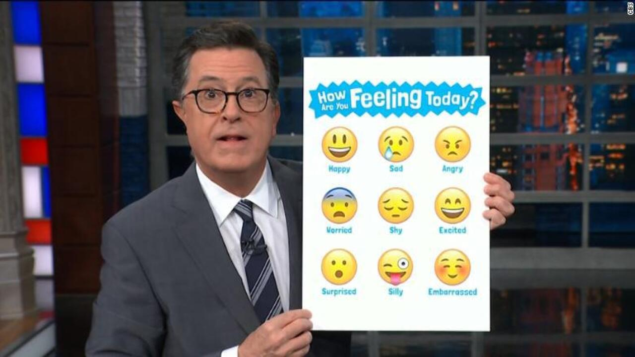 Late night hosts react to the midterm results: 'We're stuck in this together'