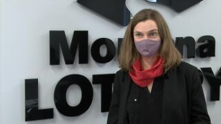 Jennifer McKee, Montana Lottery spokeswoman