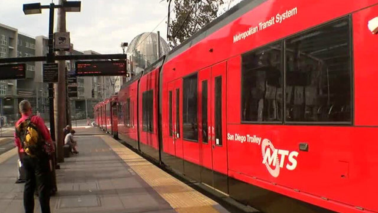 San Diego 'Free Ride Day': No bus, trolley fares
