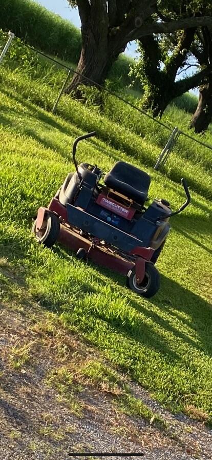 Stolen Lawn Mower.JPG