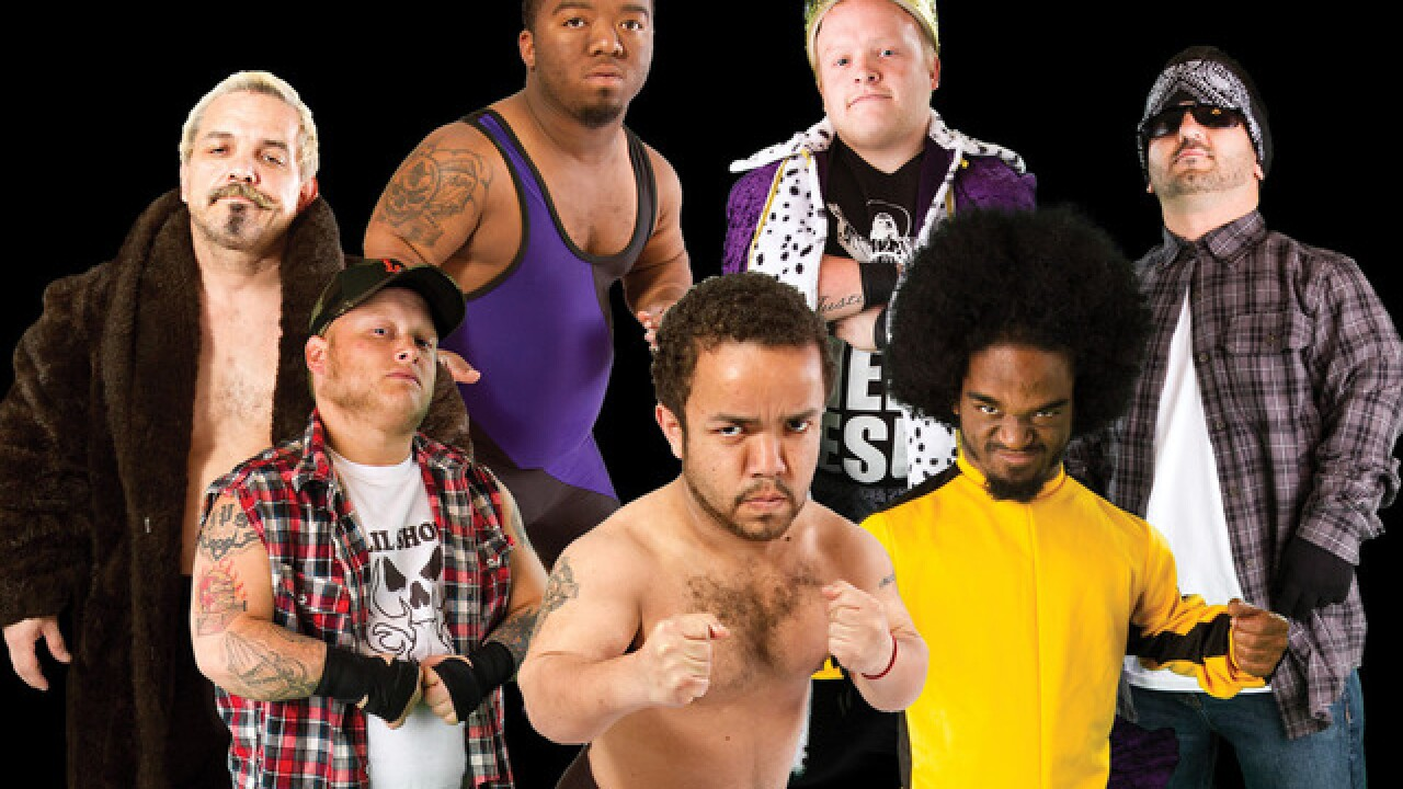 Extreme Midget Wrestling coming to Detroit in December
