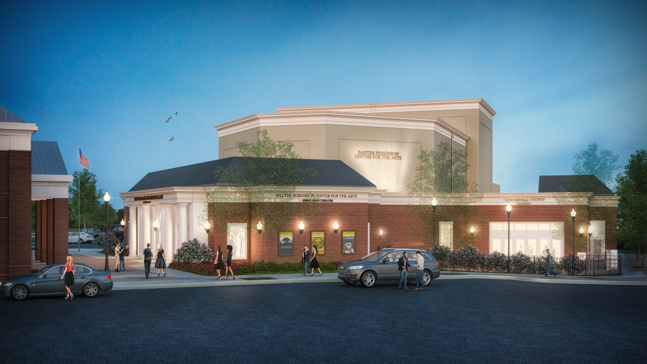 Chester is getting a brand new 352-seattheater