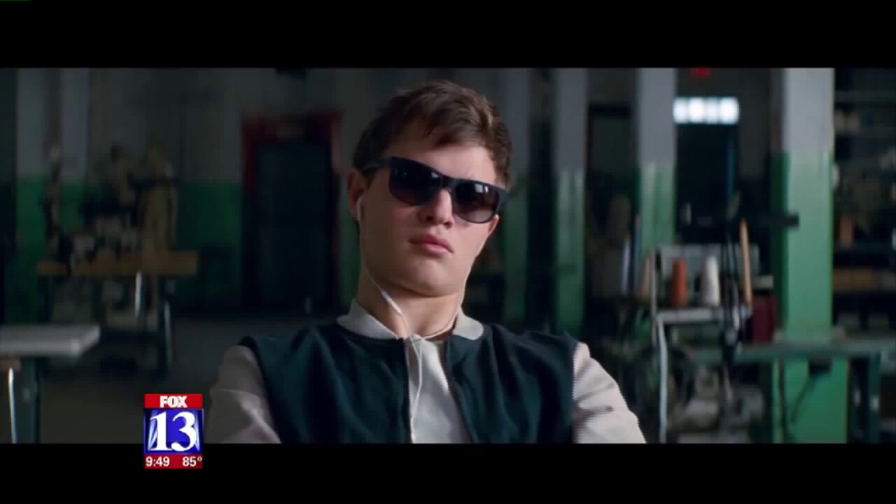 At the Movies: 'Baby Driver'