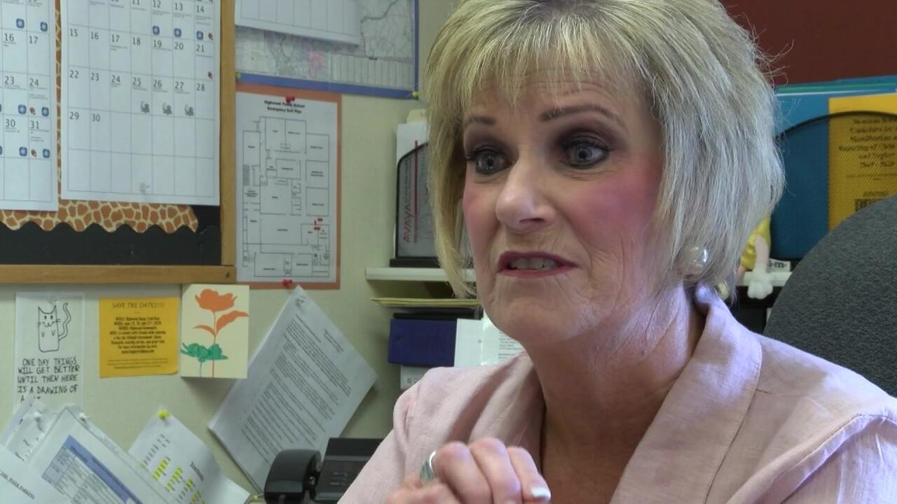 Highwood Public Schools Superintendent Jane Suberg