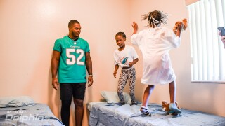 Miami Dolphins Double-up on Charity Events