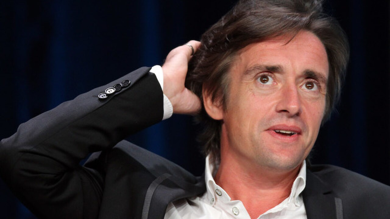 'Grand Tour,' former 'Top Gear' host Richard Hammond hurt in crash