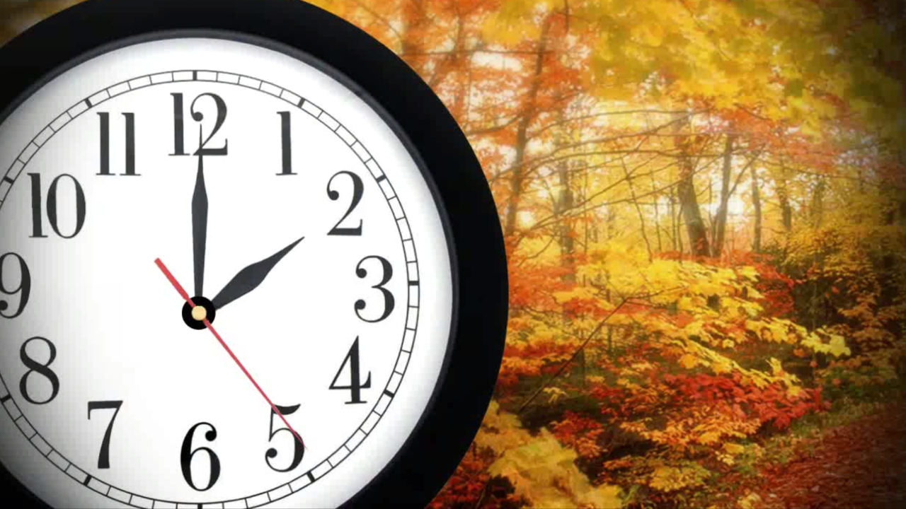 ⏰Final week of Daylight Saving Time; clocks 'fall back' this weekend