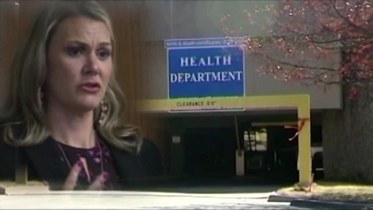 Former Okla. Dept. of Health lawyer enters not guilty plea
