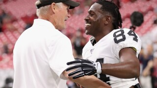 Raiders GM Mike Mayock to absent Antonio Brown: Time to be 'All in or all out'