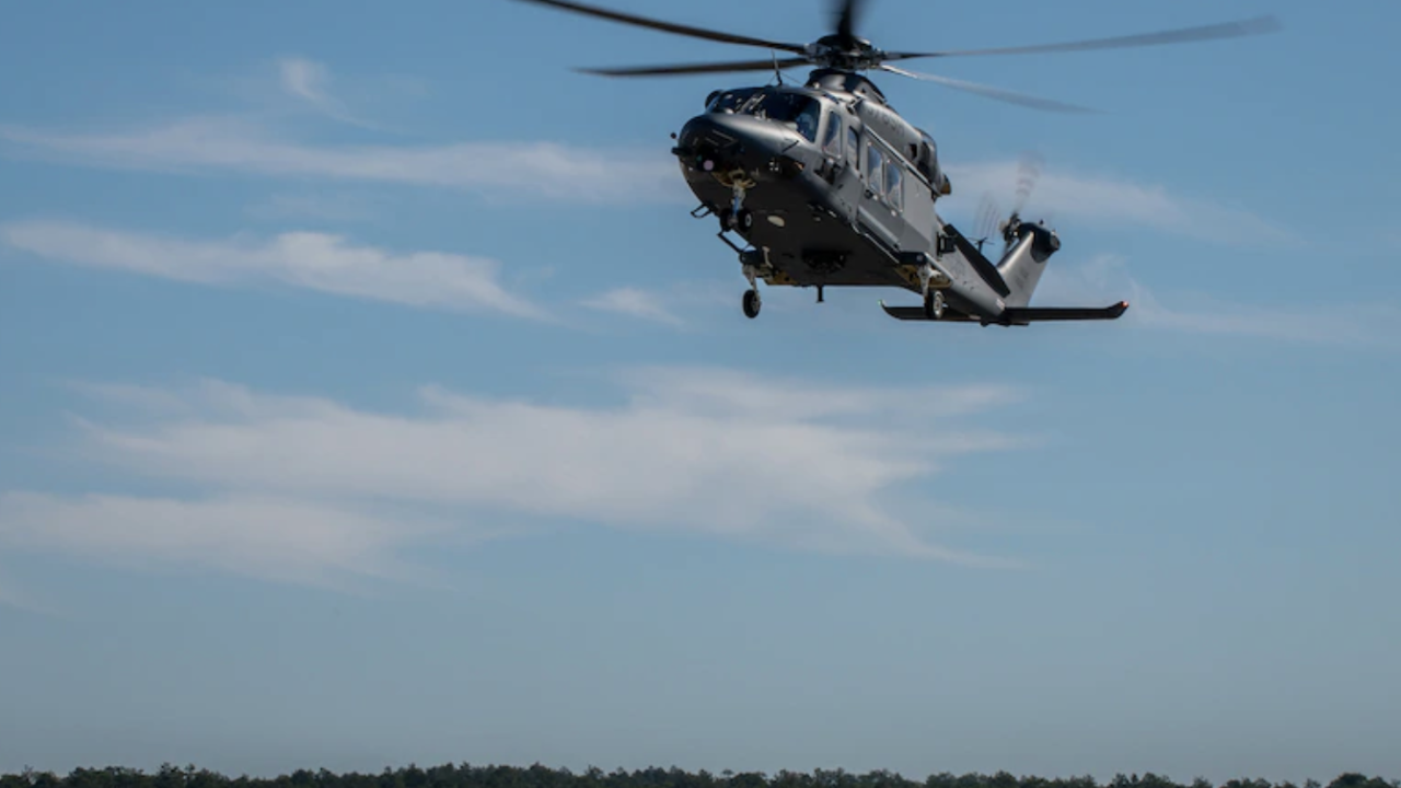 Malmstrom to receive Grey Wolf helicopters by fall 2021