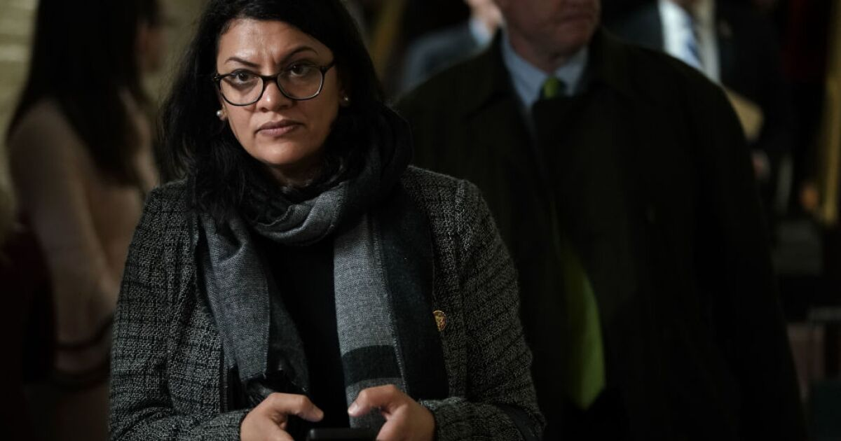 House Ethics Committee reviewing complaints against Tlaib