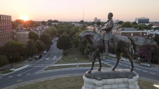 Confederate Monuments Virginia