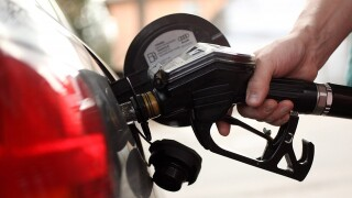 Free gas given at Kenosha gas station