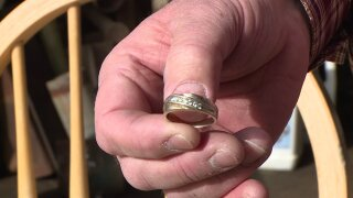 Louisa man hopes to reunite lost wedding ring with itsowner