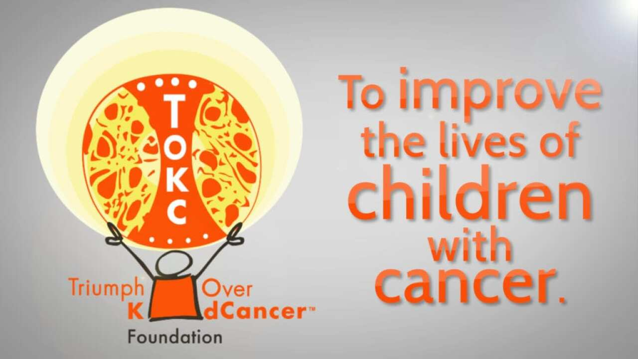 TOKC continues fight to fund childhood cancer research