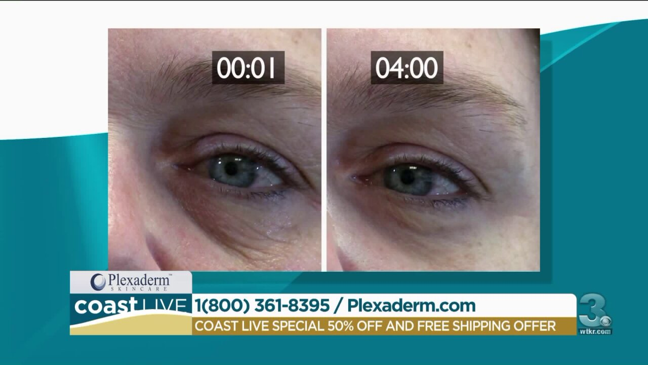 A new way to tackle eye bags & wrinkles on Coast Live