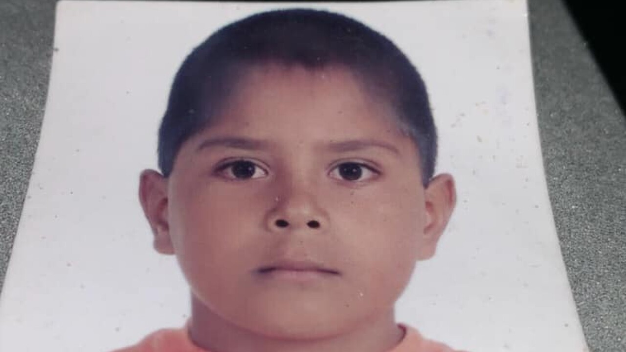 UPDATE: Delano Police Say Missing At-risk 9-year-old Boy