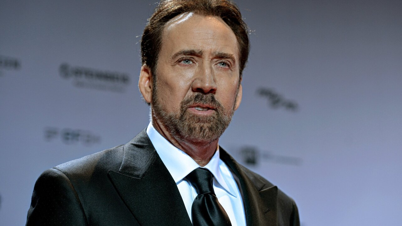 Nicolas Cage files for an annulment just four days after marrying