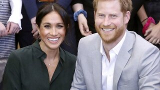 Prince Harry and Meghan Markle expecting a child