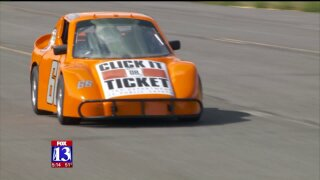 Young race car driver joins Click It or Ticket campaign to save lives in Utah