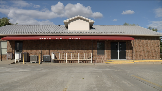 Marshall Public Schools Central Office Exterior