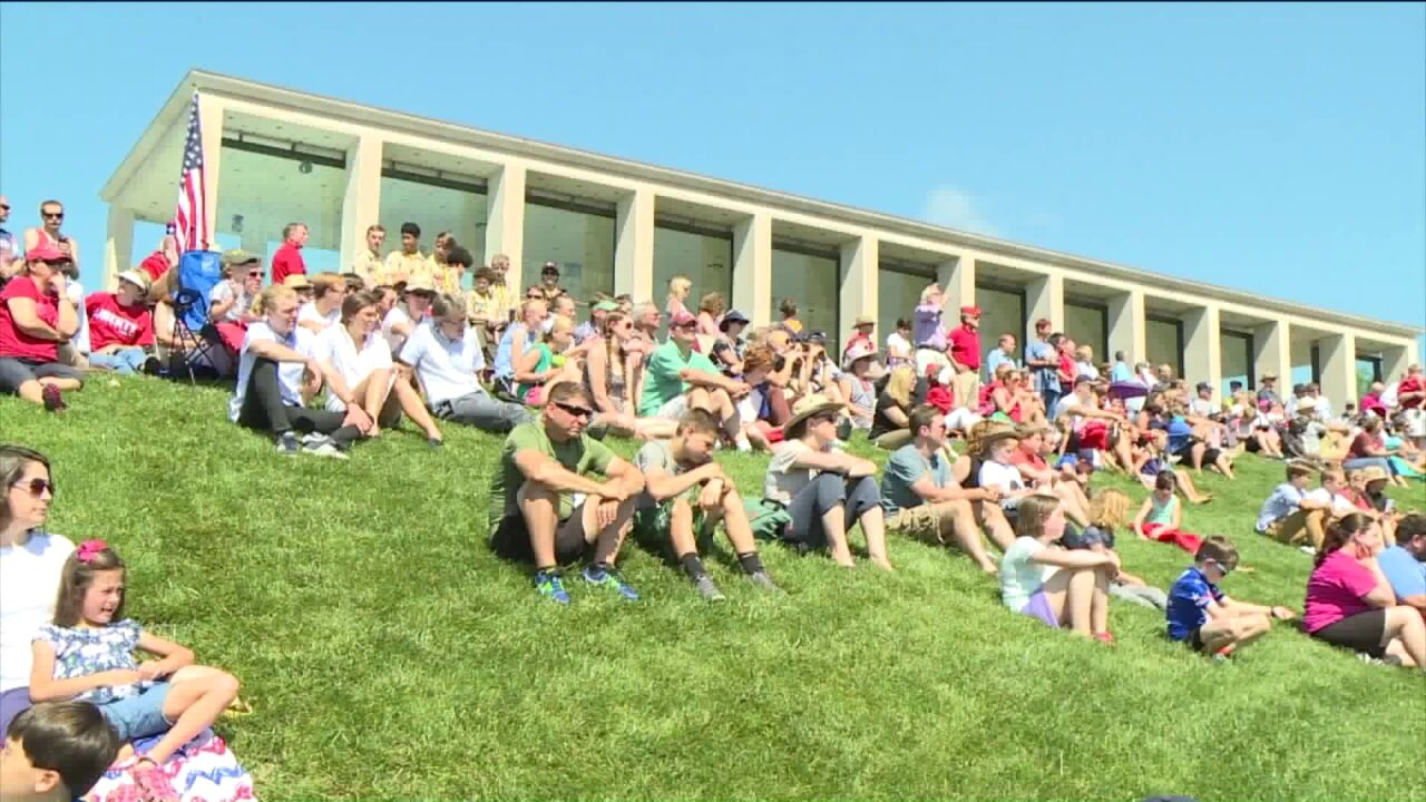 Hundreds attend Memorial Day ceremony in Richmond: 'Remember those who gave everything'