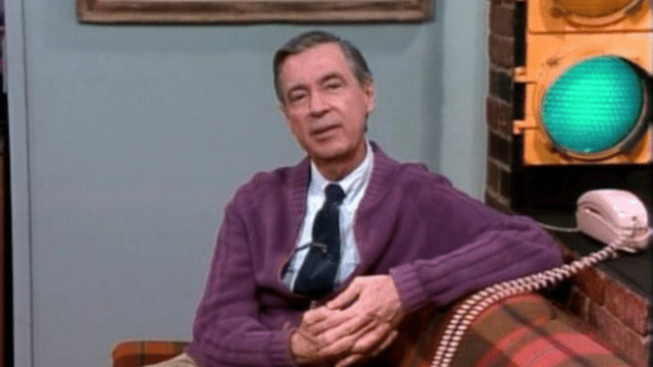 Mister Rogers Will Be Featured On A 2018 Stamp