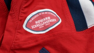 Howard Schnellenberger patch to be worn by FAU football players