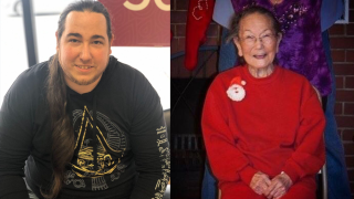 Man grows out hair, donates it to late grandmother who wished to be buried with his hair, family says