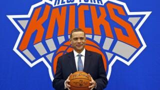 Scott Perry Knicks GM